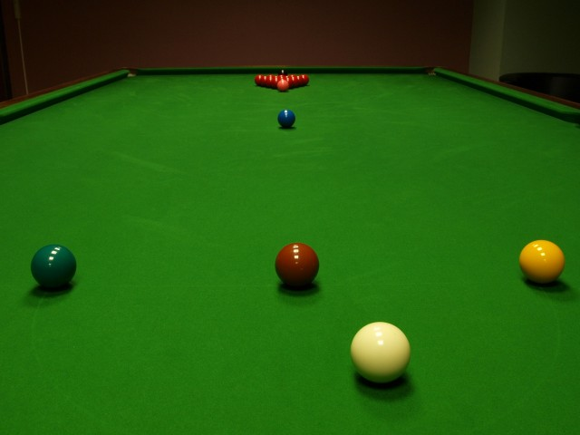 Jubilee Snooker Room