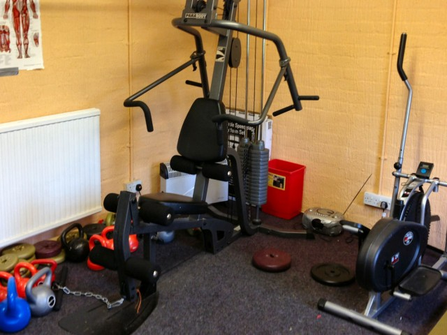 Fitness Room Bookings