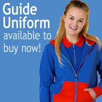 Girl Guiding Shop