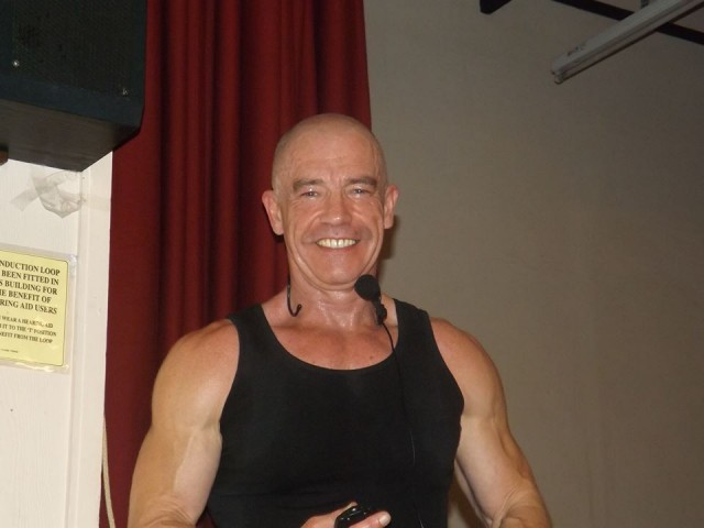 Malcolm Reid Fitness